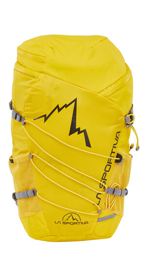 La Sportiva Mountain Hiking Backpack yellow